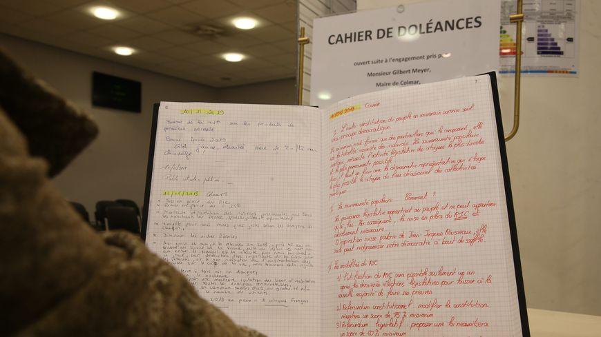Une quinzaine de cahiers de doléances ont été remontés auprès de l'association des maires ruraux des Landes.