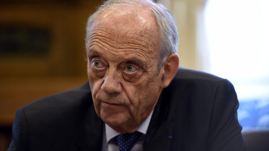 Michel Heinrich, maire d'Epinal