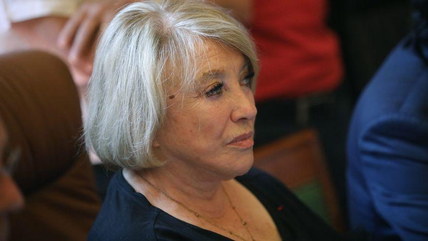La maire LR d'Aix-en-Provence Maryse Joissains (photo d'illustration)