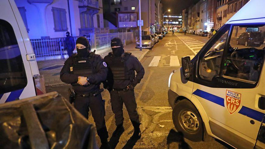 Chérif Chekatt a abattu après 48 heures de traques à Strasbourg le 13 décembre 2018.
