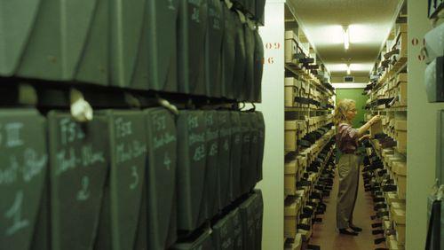 Le présent des archives (3/5) : Portrait de l'historienne en ses archives