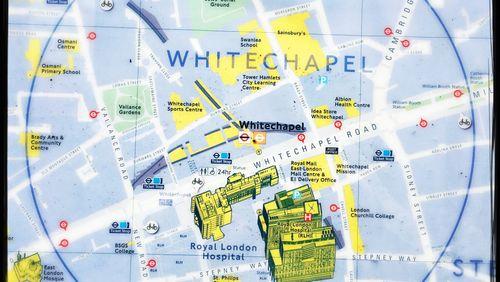 Épisode 1 : Retour à Whitechapel