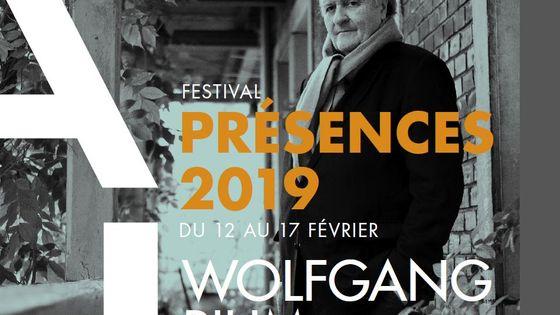 Festival Présences 2019