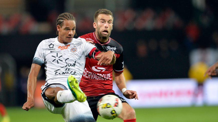 Daniel Congré porte les couleurs de Montpellier depuis 2012