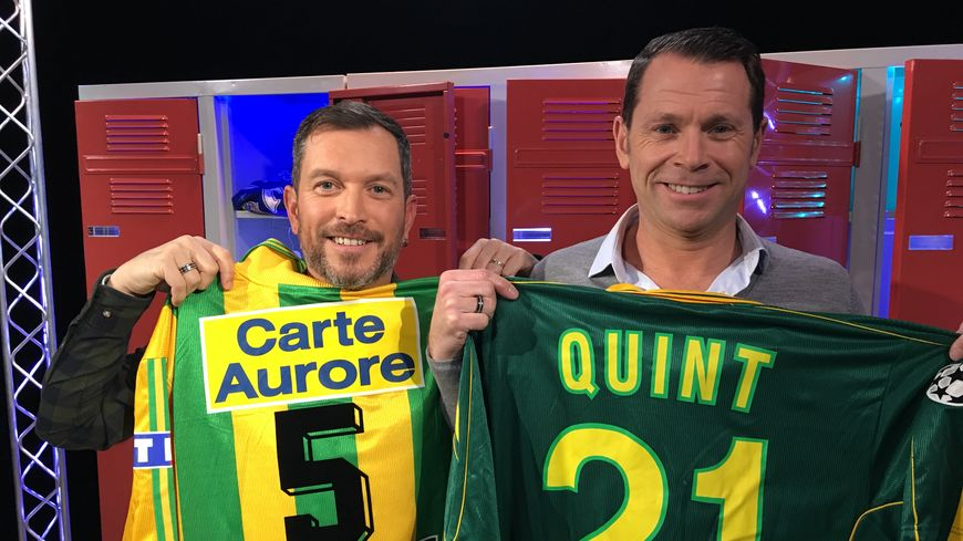 """Olivier Quint , invité d'""""une Semaine en Ballon"""""""