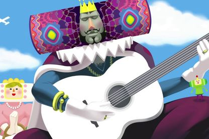 La série Katamari est bien connue dans le monde du jeu vidéo pour son ambiance absurde