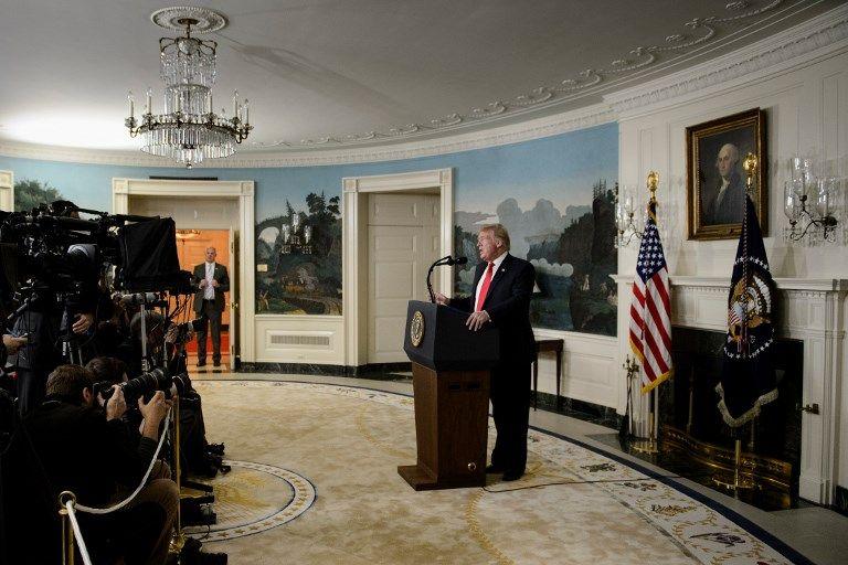 Deux ans après son investiture : Donald Trump au pied du mur ?