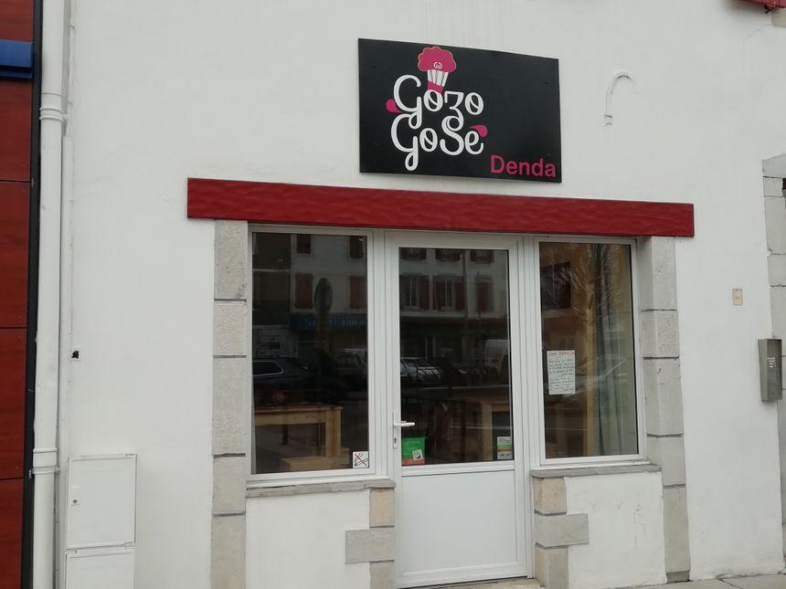 Gozo Gose à Saint Palais