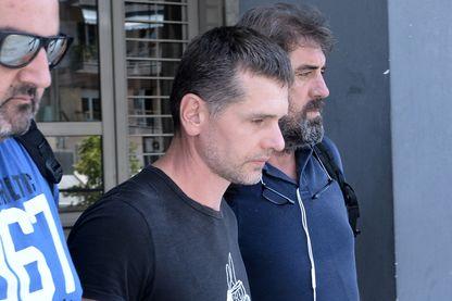 Alexander Vinnik, le 26 juillet 2017, en Grèce.