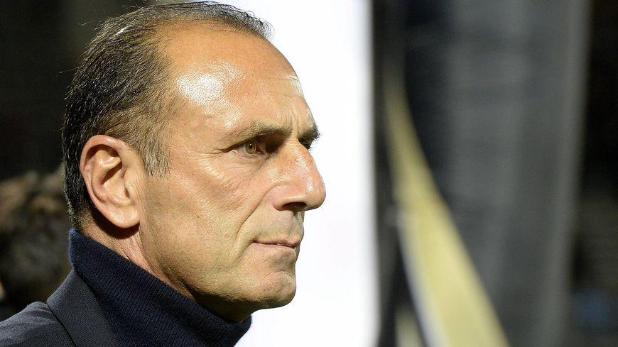 Michel Der Zakarian est aux commandes du Montpellier Hérault depuis mai 2017