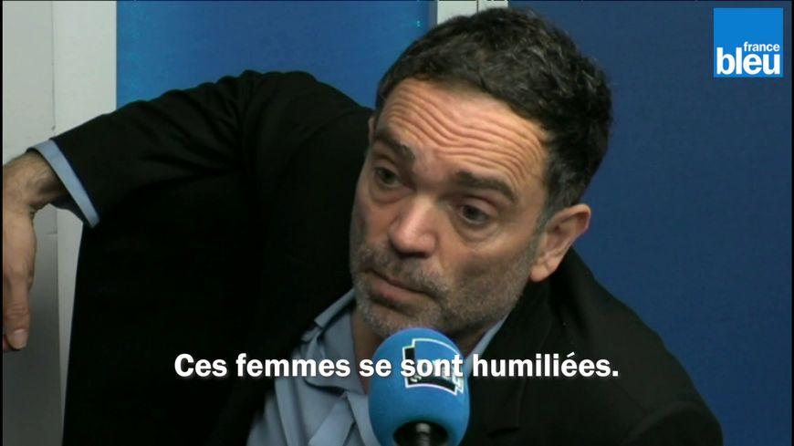 """Yann Moix invité de l'émission """"Dans le Rétro"""""""