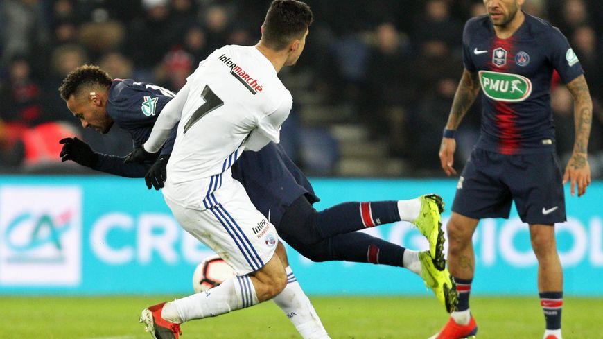 match Strasbourg-PSG