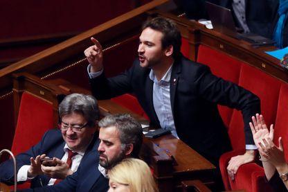 Ugo Bernalicis, député La France Insoumise du Nord