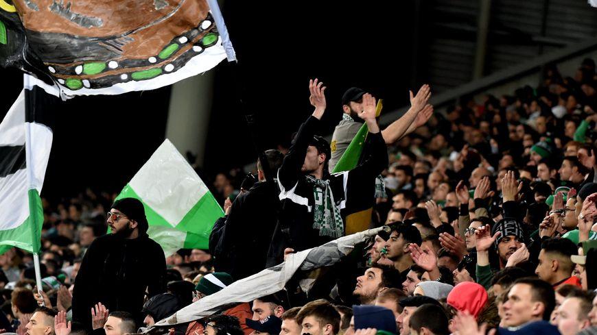 Le déplacement des supporters des Verts n'est pas interdit mais bien encadré.