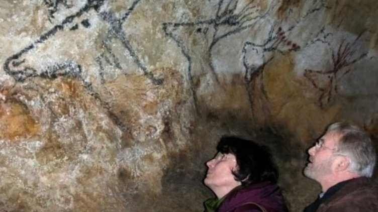 Brigitte et Gilles Delluc comptent parmi les plus grands spécialistes de la grotte de Lascaux.