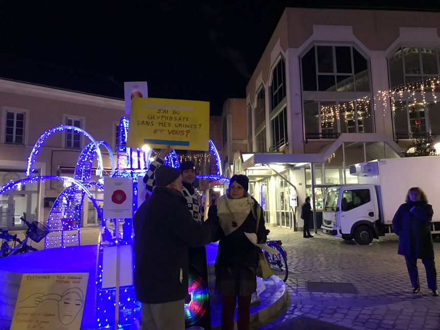 Les inscriptions pour la campagne d'analyses d'urines dans l'Indre ont lieu le 18 janvier, à 20 heures, à l'OKADIM au Poinçonnet.