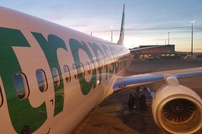 Transavia l'une des compagnies les plus ponctuelles au départ et à l'arrivée en France.