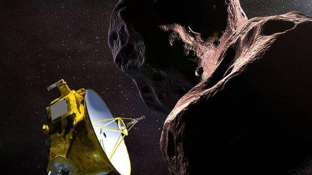 La sonde New Horizons a survolé ce mardi matin l'objet céleste le plus éloigné de la Terre appelé Ultima Thulé.