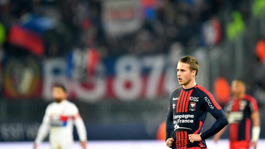 Jan Repas n'a plus joué en Ligue 1 depuis le 21 avril dernier et un déplacement à Metz (1-1)