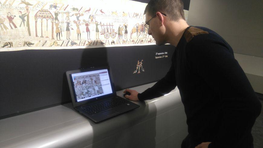 Tous les détails de la tapisserie de Bayeux vont être répertoriés