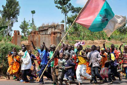 Les jeunes au Burundi