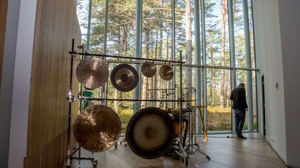 Voyage au cœur du centre Arvo Pärt en Estonie