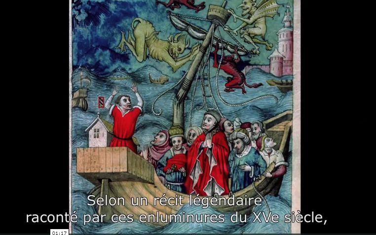 Un naufrage à l'origine de la création de l'hôpital général de Dijon