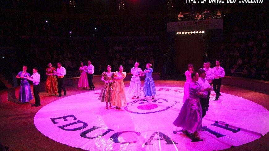 Le cirque éducatif de Sin-le-Noble a été créé en 1975 dans le Douaisis