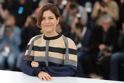 L'actrice, Marina Foïs Festival de Cannes le 13 mai 2018