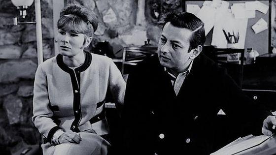 Dory Langdon-Previn et André Previn, mariés 1959-1970