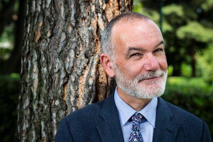 Jean-Pierre Filiu, professeur des universités en histoire du Moyen-Orient contemporain, historien et politologue le 16 juin 2016.