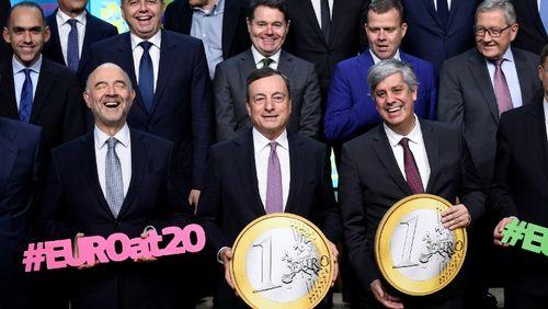 Épisode 2 : L'euro : 20 ans, l'âge de raison
