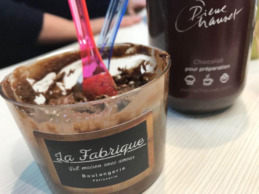 """La Chandeleur au Chocolat avec """"La Fabrique"""" de Luc Guillet"""
