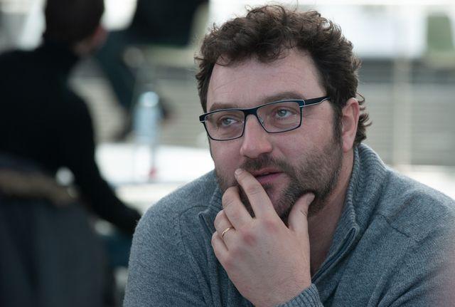 Grâce à Dieu un film de François Ozon - Denis Ménochet