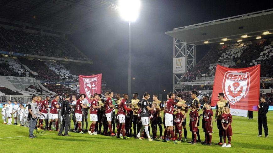 Le 11ème derby lorrain de l'histoire de la Ligue 2