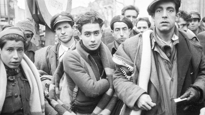 Paul Senn, un photographe suisse dans la guerre d'Espagne