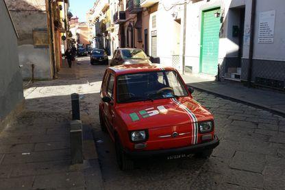 Pomigliano d'Arco, dans la province de Naples