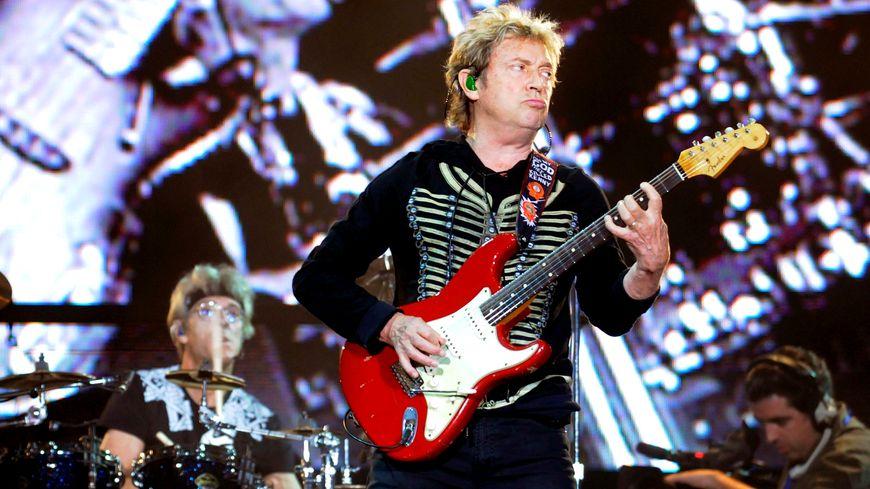 Andy Summers en concert