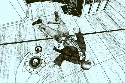 Un jeu vidéo où chaque cadavre découvert sur le pont d'un bateau-fantôme vous permet de remonter le temps