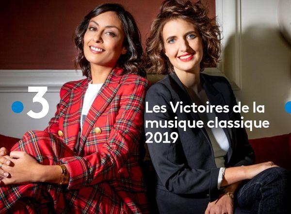 Leïla Kaddour-Boudadi et Judith Chaine