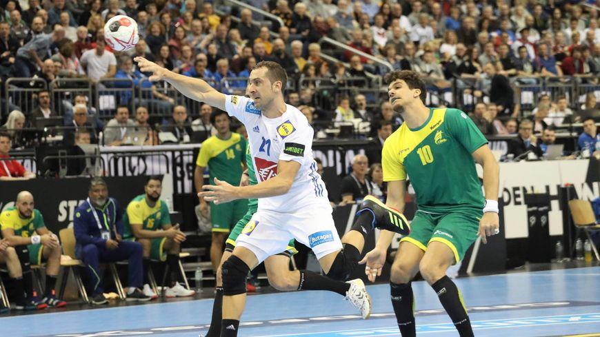 Mickaël Guigou ne jouera plus au Montpellier Hand Ball la saison prochaine