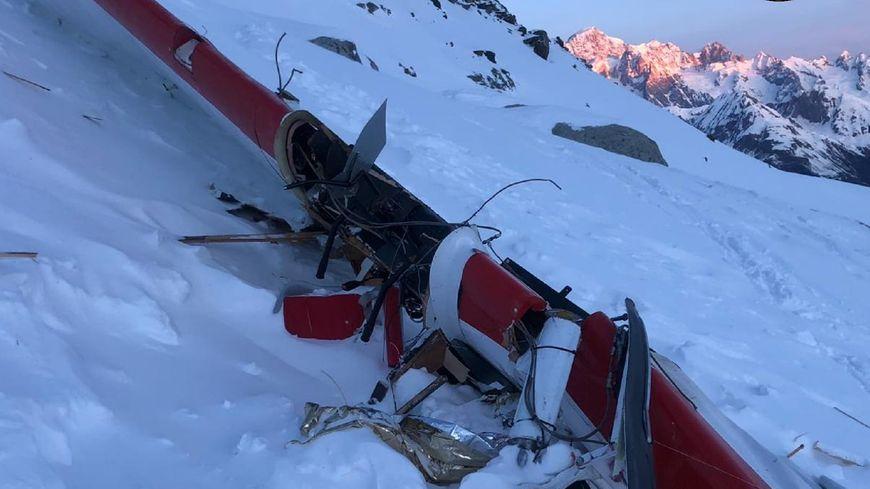 l'accident se serait produit à 3000 mètres d'altitude
