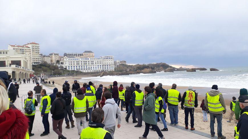 Les faits étaient survenus le 18 décembre dernier sur la grande plage de Biarritz