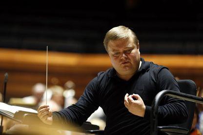Mikko Franck, directeur musical de l'Orchestre Philharmonique de Radio France