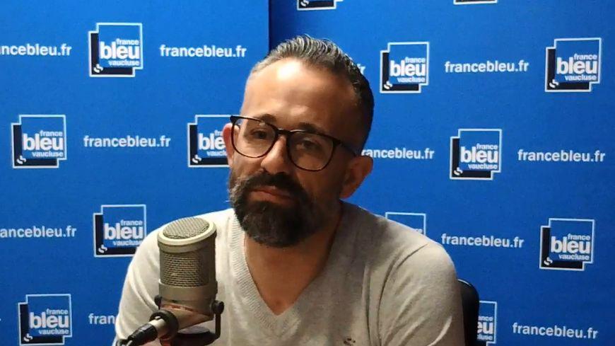 Benjamin Marrou, gardien de prison au Pontet et représentant syndical UFAP-UNSA