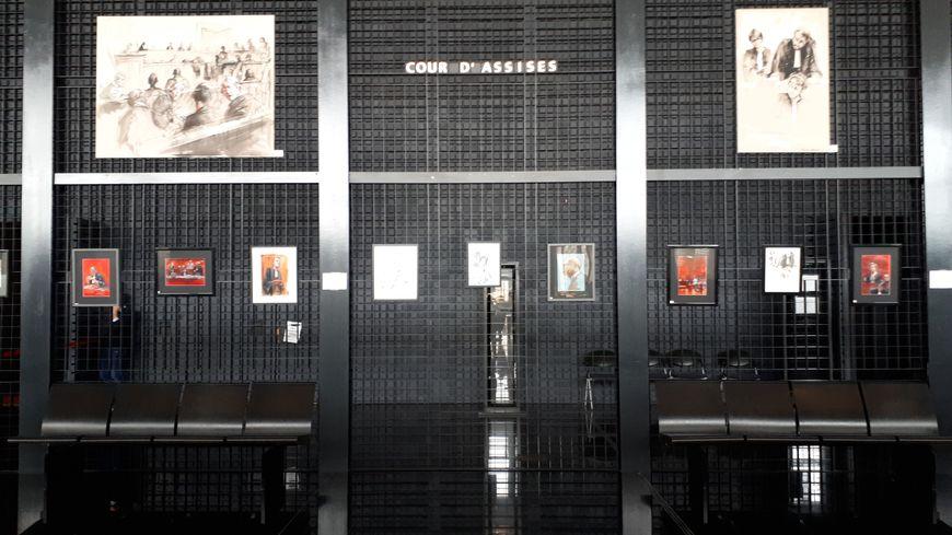L'audience devant la cour d'assises de Loire-Atlantique se déroule jusqu'au vendredi 25 janvier.