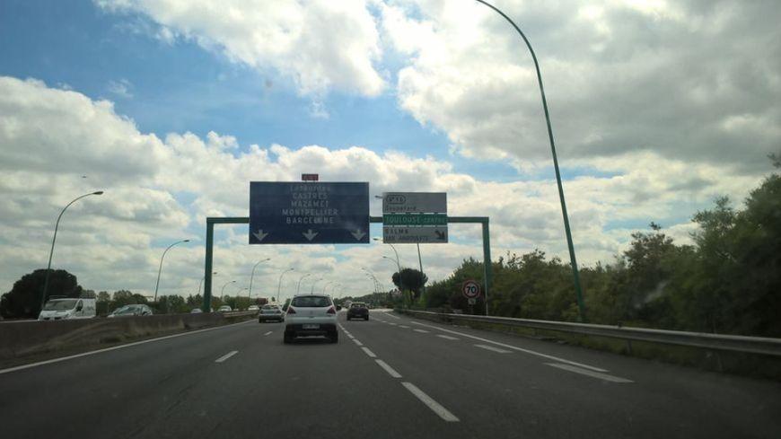 Les travaux prévoient d'élargir à trois voies le tronçon entre Rangueil et Lespinet.