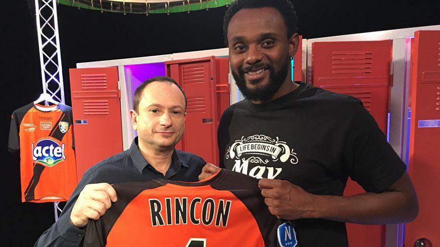 Carlos Rincon, le défenseur du Stade Lavallois