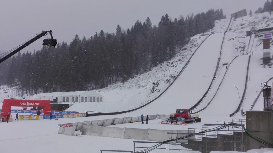 Calendrier Coupe Du Monde Biathlon 2020.Combine Nordique Pas De Coupe Du Monde A Chaux Neuve En 2020
