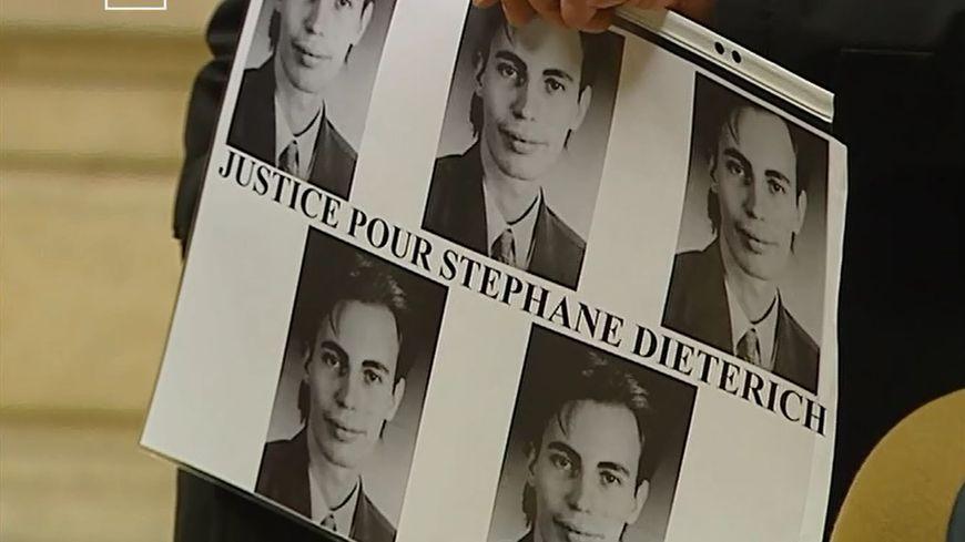Stéphane Dieterich a été tué de 11 coups de couteaux le 5 juillet 1994